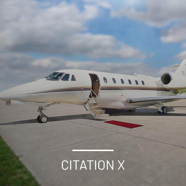 Citation X