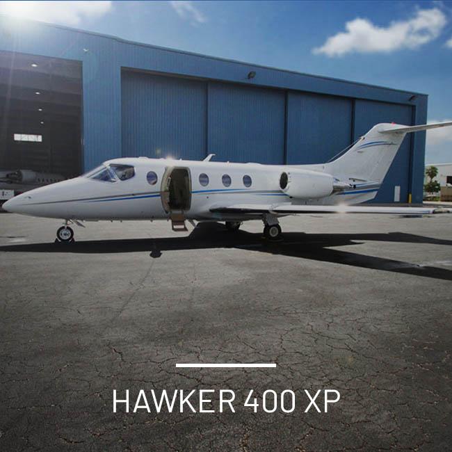 Hawker 400 XP